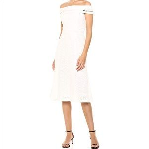 *NEW* Calvin Klein Off Shoulder Dress